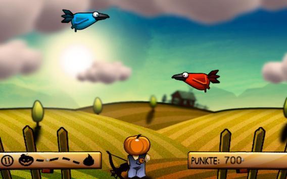 Armbrust Vogel Jagd Gratis screenshot 3