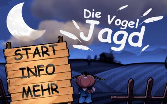 Armbrust Vogel Jagd Gratis poster