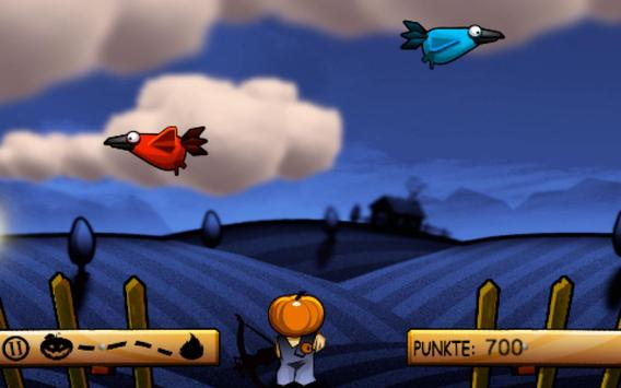 Armbrust Vogel Jagd Gratis screenshot 4