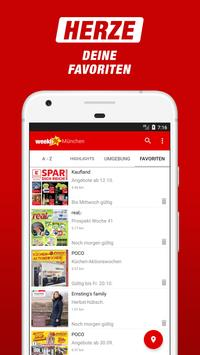 Prospekte & Angebote - weekli apk screenshot