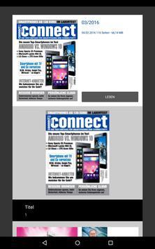connect Magazin apk screenshot