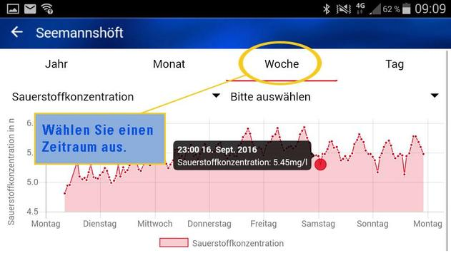 Gewässerdaten Hamburg screenshot 5