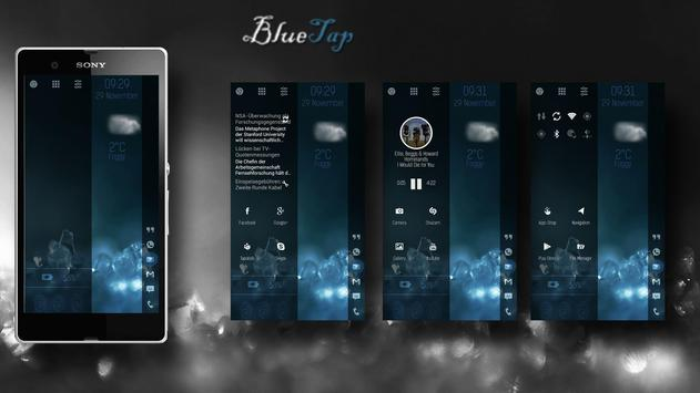 BlueTap LLXTheme\Template apk screenshot