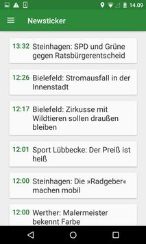 Westfalen-Blatt screenshot 4