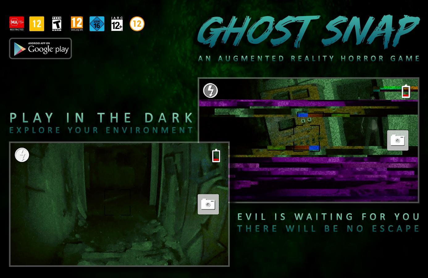 Ghost Snap AR Horror Survival for Android - APK Download