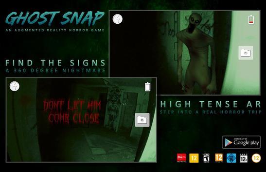 Ghost Snap screenshot 1