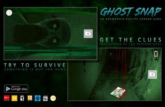 Ghost Snap screenshot 2