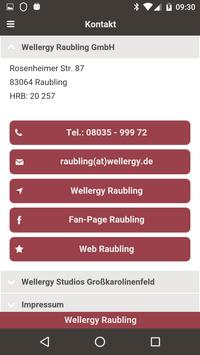Wellergy Raubling screenshot 4