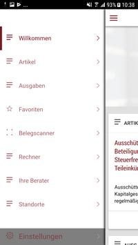 dhs Steuerberater apk screenshot