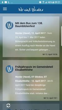 Wir sind Werder - die App apk screenshot