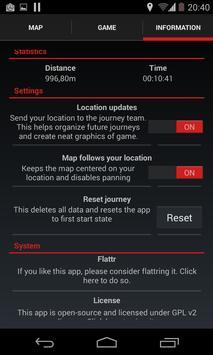 JourneyApp screenshot 1