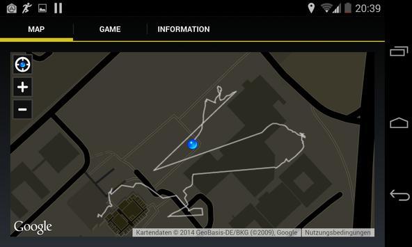 JourneyApp screenshot 2