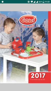 Gowi catalog poster