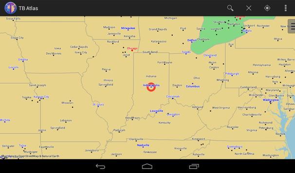 Tb atlas mundial offline descarga apk gratis viajes y guas tb atlas mundial offline captura de pantalla de la apk gumiabroncs Images