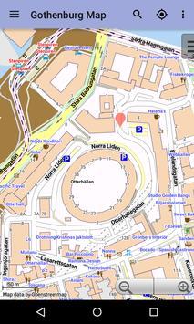 Gothenburg Offline City Map apk screenshot