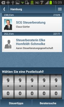 Steuerberater Hamburg apk screenshot