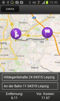 Taxi Laubitz apk screenshot