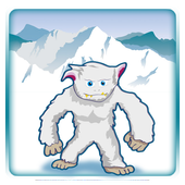 White Hell Downhill Skiing icon
