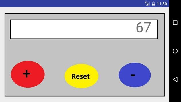 Round Counter apk screenshot