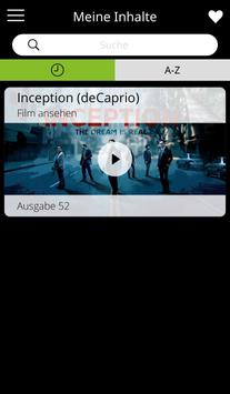 advanceTV erleben apk screenshot