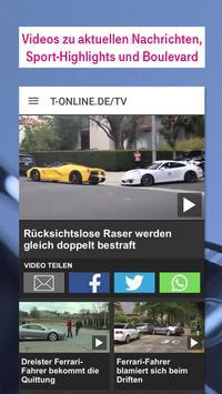 t-online.de - Nachrichten apk screenshot