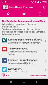 Jobs&More apk screenshot