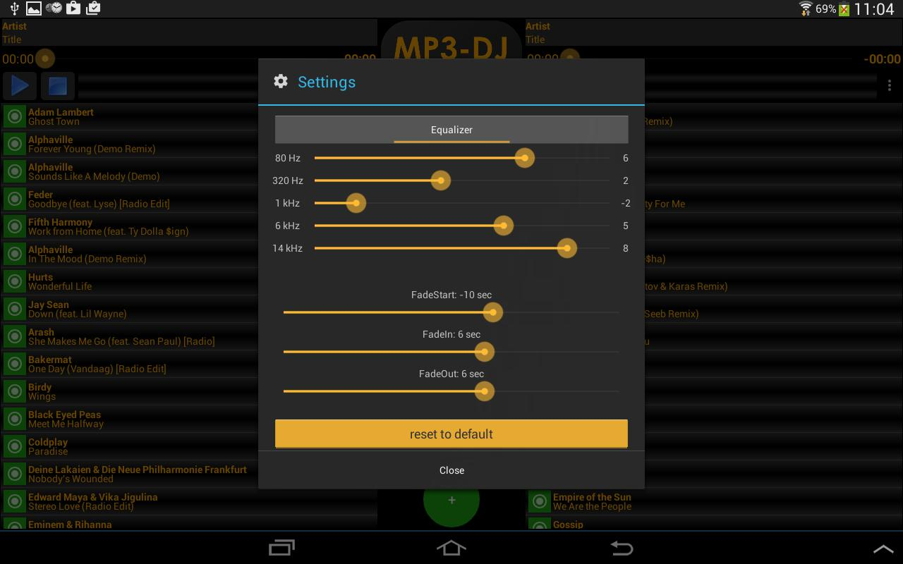 MP3-DJ Free for Android - APK Download