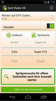 Sprit Radar DE Free Spritpreis poster