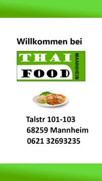 Thai Food poster