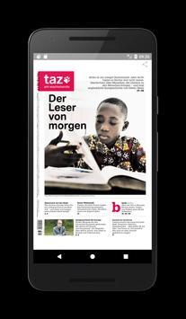 taz.app poster