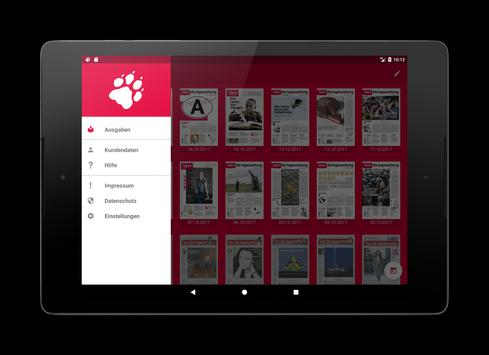 taz.app apk screenshot