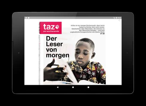 taz.app apk screenshot