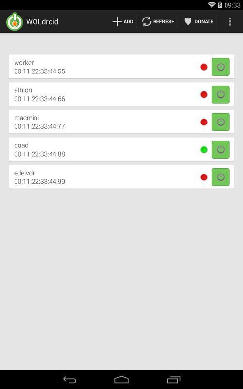 how to send wol via cmd