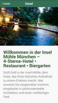 Hotel Inselmühle apk screenshot