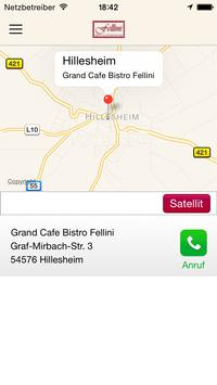 Cafe Fellini apk screenshot