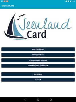 SeenlandCard poster
