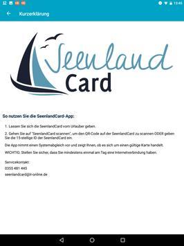 SeenlandCard screenshot 1