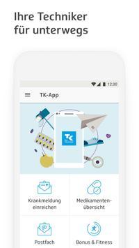 Die TK-App – alles im Griff poster