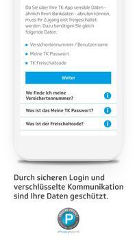 Die TK-App – alles im Griff apk screenshot