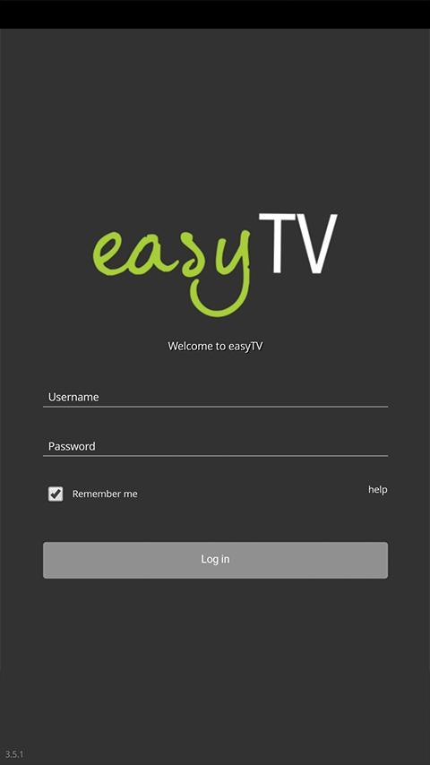 easyTV for Android - APK Download