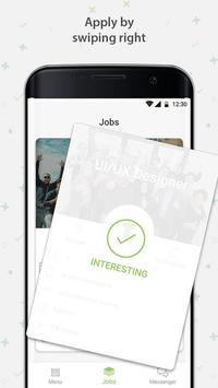 Truffls Job Search: Swipe Jobs poster