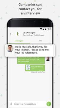 Truffls Job Search: Swipe Jobs apk screenshot