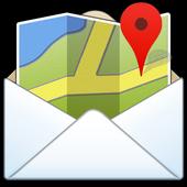 Locate via SMS icon
