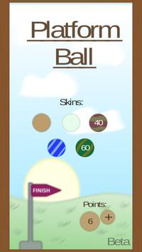 Platform Ball screenshot 1