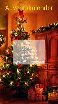Adventskalender 2015 - Rezepte poster