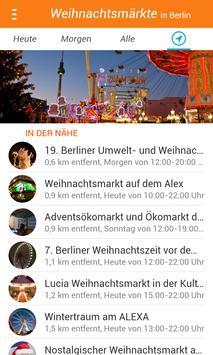 Weihnachtsmärkte in Berlin apk screenshot