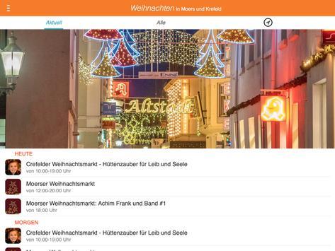 Weihnachten in Moers + Krefeld apk screenshot