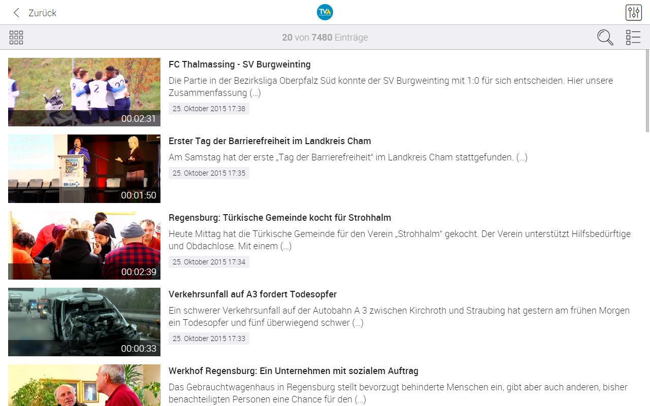 TVA Ostbayern APK Download - Free News & Magazines APP for Android ...
