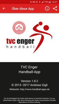 TVC Enger Handball apk screenshot