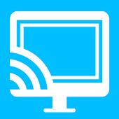 Video & TV Cast   Fire TV - Web Video Cast Browser icon